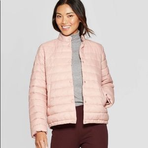 A NEW DAY Short Quilted Puffer Jacket